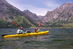 OARS Teton Park Camping Adventures