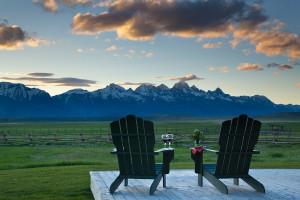 Clear Creek Group - Grand Teton Luxury Home Rental