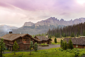 Brooks Lake Lodge, Guest Ranch & Spa - Dubois