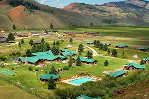 The Red Rock Ranch | Put Yourself Here in Wyoming