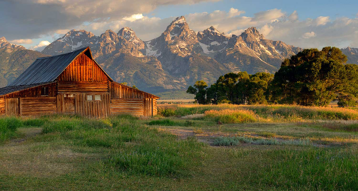 Grand Teton National Park Summer Vacations Packages